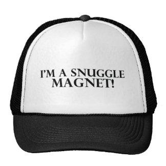 Snuggle Magnet Trucker Hat