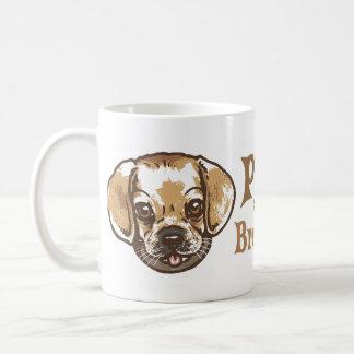 Snuggle Puggle Shirts and Gifts Classic White Coffee Mug