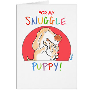 SNUGGLE PUPPY! by Boynton Card