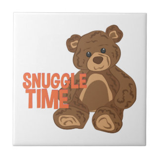Snuggle Time Ceramic Tile