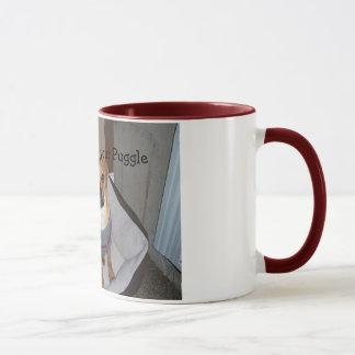 Snuggle with your Puggle Mug
