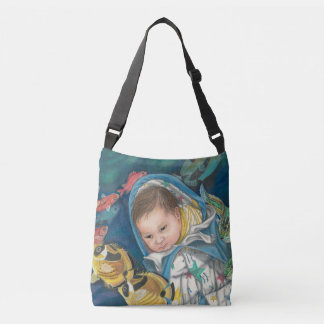 Snuggly Dreams Crossbody Bag