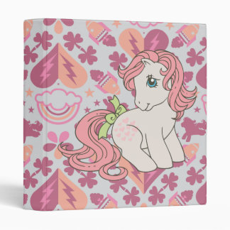 Snuzzle 1 vinyl binder