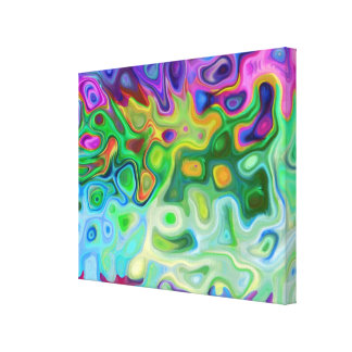So Abstract 4.1 Canvas Print