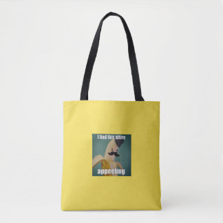 so appeeling tote bag