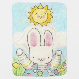 'So Big' Bunny Baby Blanket