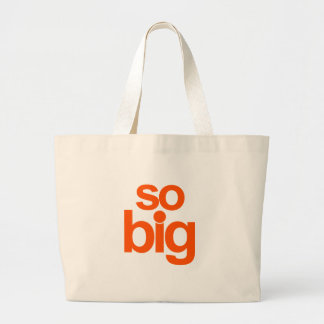 So Big - Orange Bag