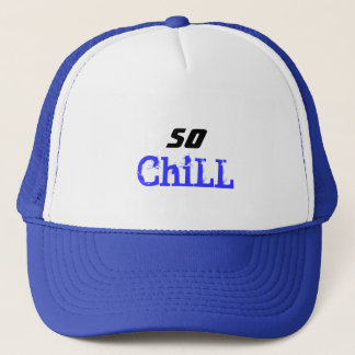 So Chill hats