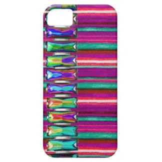 So Cool Iridescent Glow Rhinestone Iphone 5 Case