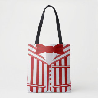So Dapper Barbershop Quartet Singer Tote Bag