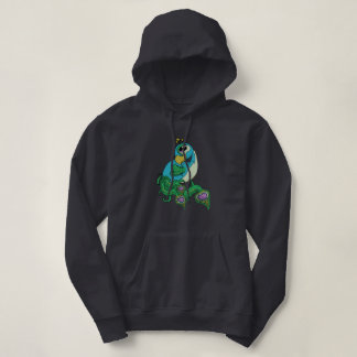 So Fancy! Peacock Hoodie