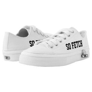 So Fetch Low-Top Sneakers