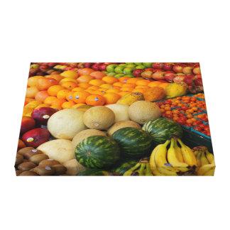 So Fruity Canvas Print