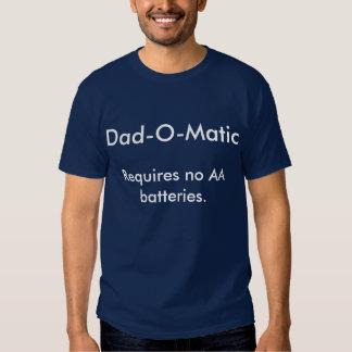 So Funny Fun Dad Tshirts Dad-O-Matic CricketDiane