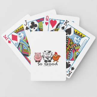 So Good Bicycle Playing Cards