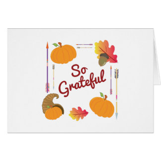 So Grateful Card