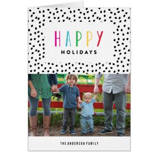 So Happy Greeting Card