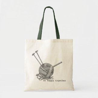 """""""So Happy Together"""" Tote"""