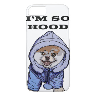 So Hood - Cute Dog Collection / Phone Case