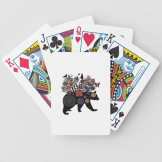 SO IS BEAR BICYCLE PLAYING CARDS