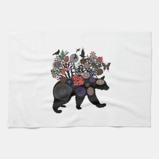 SO IS BEAR KITCHEN TOWEL