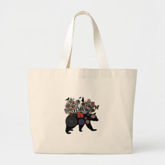 SO IS BEAR LARGE TOTE BAG