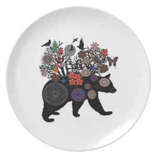 SO IS BEAR PLATE