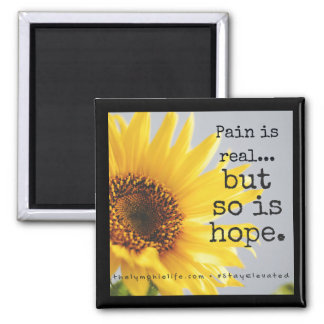 """So is Hope"" Magnet"