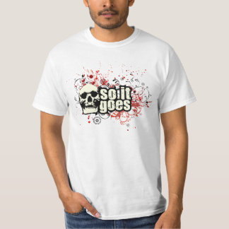 So It Goes T-shirt
