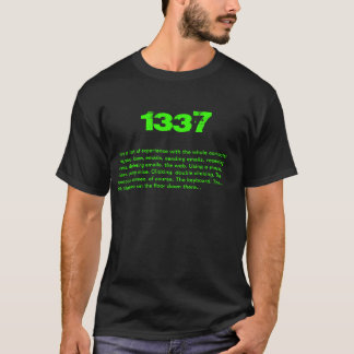 so leet T-Shirt