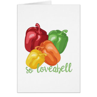 So Loveabell Card
