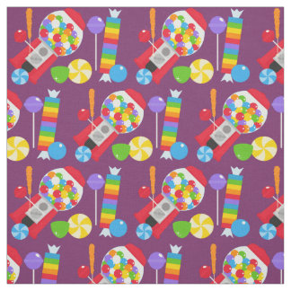 So Much Candy Fabric
