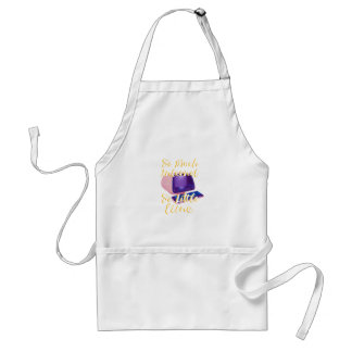 So Much Internet So Little Time Standard Apron