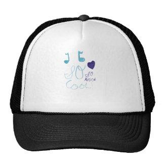 So Musical Trucker Hat