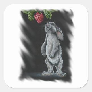 So Near, So Far - Bunny Sticker