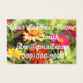 So pretty it's a Zin Business Card