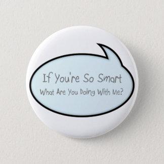 so smart 2 inch round button