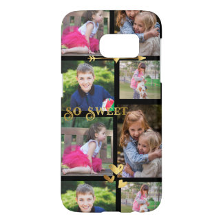 So Sweet Family Photograph Samsung Galaxy S7 Case