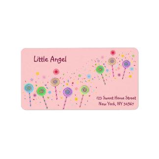 So Sweet(Lollypop) Label