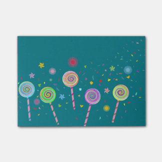 So Sweet(Lollypop) Post-it Notes