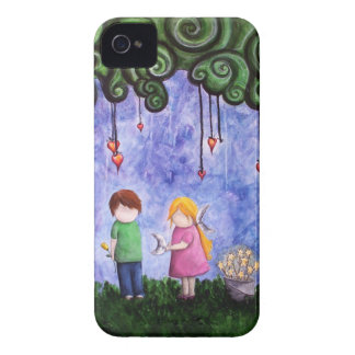 """""""So that you would not forget me"""" iPhone case"""