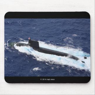 So the ri yu u model submarine so the ri yu u mouse pad