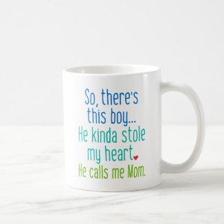 So, There's This Boy... Coffee Mug