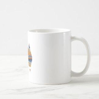 SO VAST AUSTRALIA COFFEE MUG