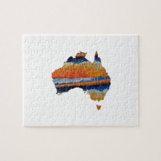 SO VAST AUSTRALIA JIGSAW PUZZLE