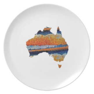 SO VAST AUSTRALIA PLATE