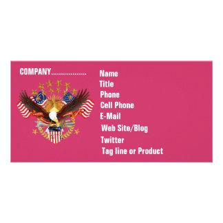 SOA 2 Business Photo Card Horiz Please See Note