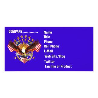 SOA 2 Business Photo Card Horiz. Please See Note