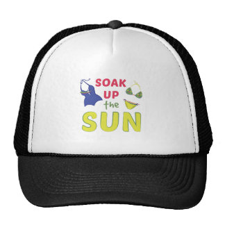 Soak Sun Trucker Hat