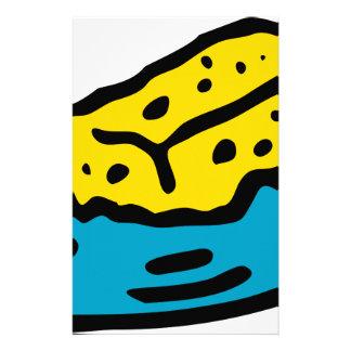 Soaking Sponge Stationery